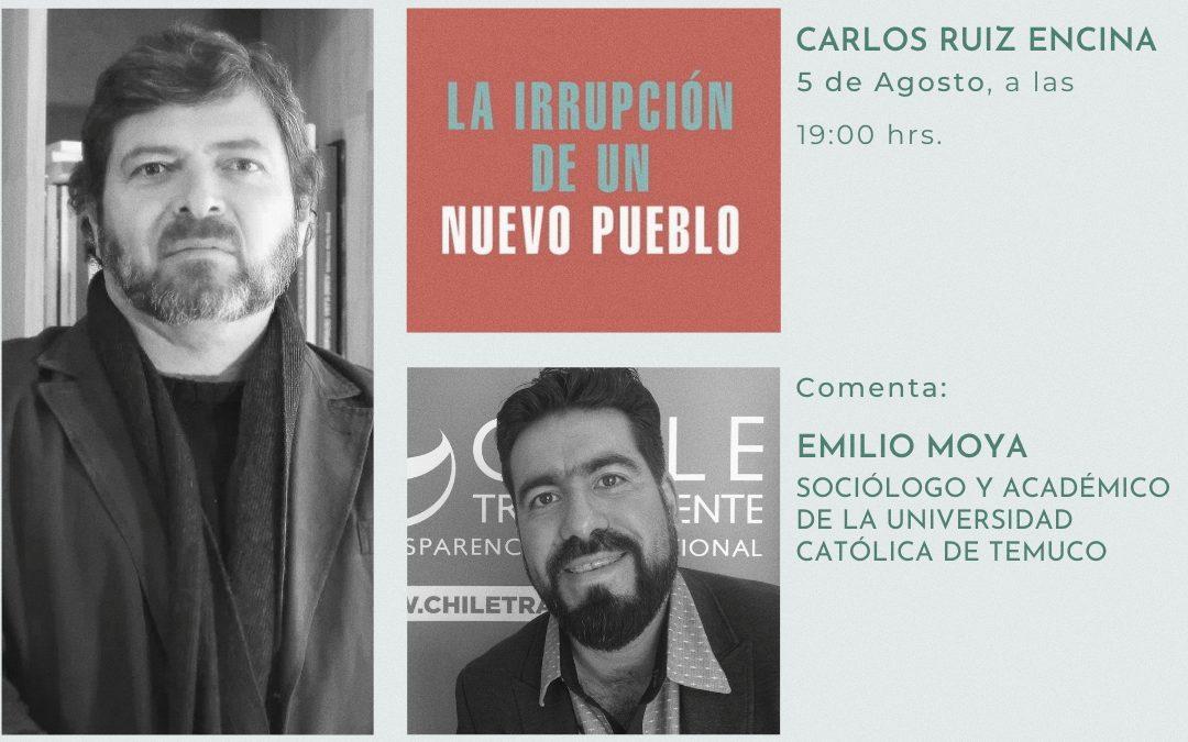 Conversatorio  FMDE con Carlos Ruiz